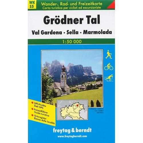 WKS 5 GRÖDNER TAL/VAL GARDENA, SELLA, MARMOLADA