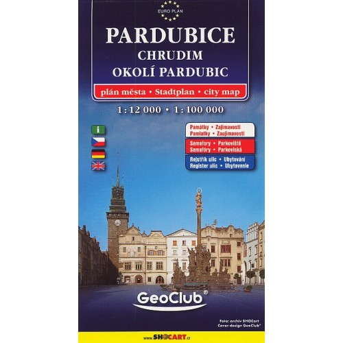 PARDUBICE, CHRUDIM, OKOLÍ PARDUBIC