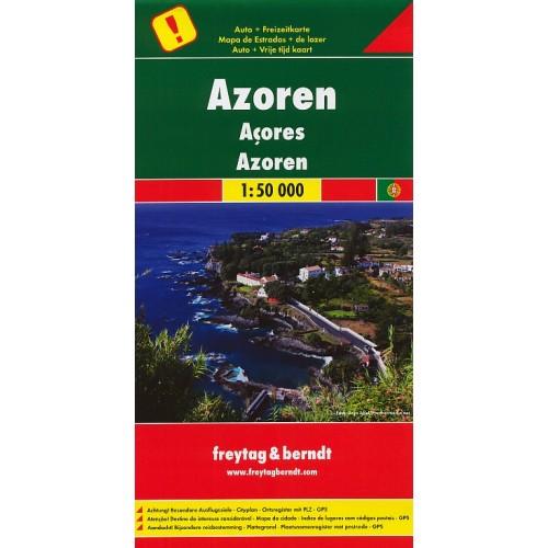AZORY-AZORSKÉ OSTROVY