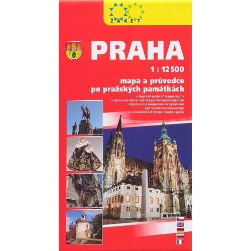 PRAHA S PRŮVODCEM