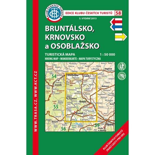 58 BRUNTÁLSKO, KRNOVSKO A OSOBLAŽSKO