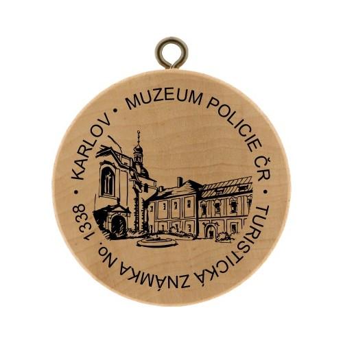 TZ No. 1338 KARLOV - MUZEUM POLICIE ČR