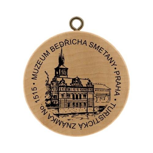TZ No. 1515 MUZEUM BEDŘICHA SMETANY - PRAHA