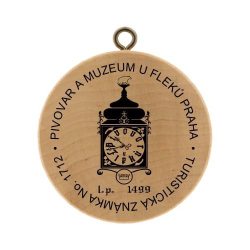 TZ No. 1712 PIVOVAR A MUZEUM U FLEKŮ PRAHA