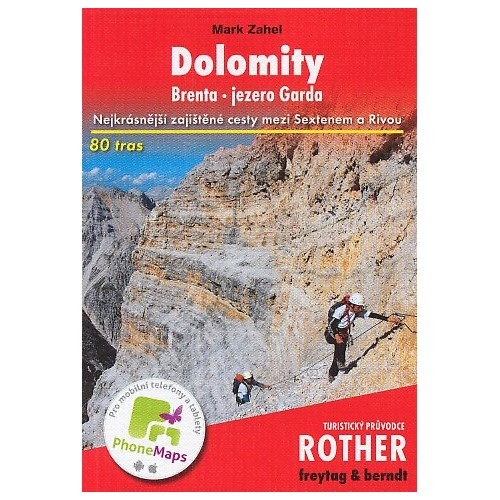 DOLOMITY-BRENTA, JEZERO GARDA
