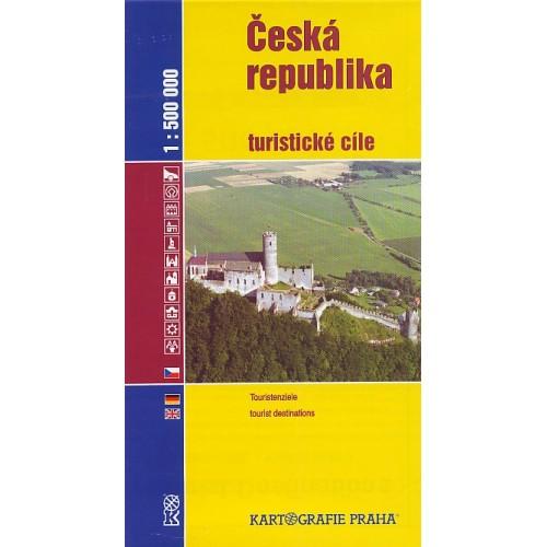 ČESKÁ REPUBLIKA-TURISTICKÉ CÍLE