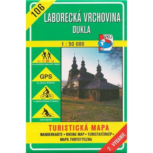106 LABORECKÁ VRCHOVINA-DUKLA