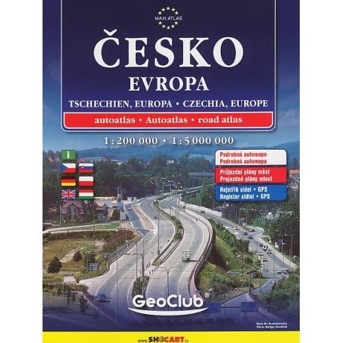 ČESKO, EVROPA