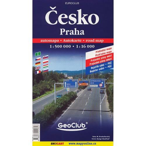 ČESKO, PRAHA