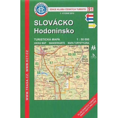 91 SLOVÁCKO-HODONÍNSKO