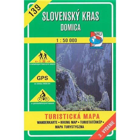 139 SLOVENSKÝ KRAS-DOMICA
