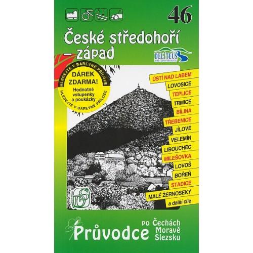 46 ČESKÉ STŘEDOHOŘÍ-ZÁPAD