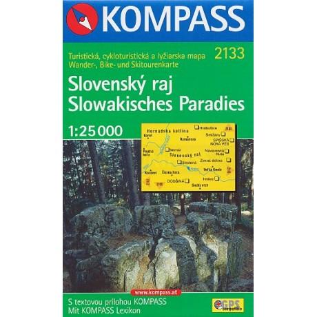 2133 SLOVENSKÝ RAJ