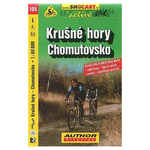 105 KRUŠNÉ HORY-CHOMUTOVSKO