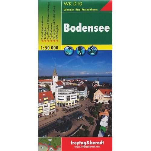 WKD 10 BODENSEE/BODAMSKÉ JEZERO