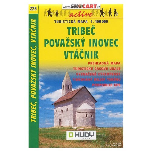 225 TRIBEČ, POVAŽSKÝ INOVEC, VTÁČNIK