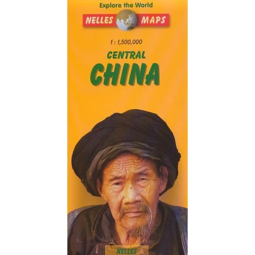ČÍNA-STŘED