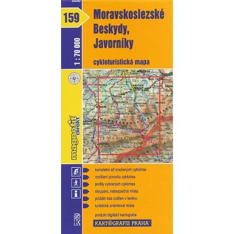 159 MORAVSKOSLEZSKÉ BESKYDY, JAVORNÍKY