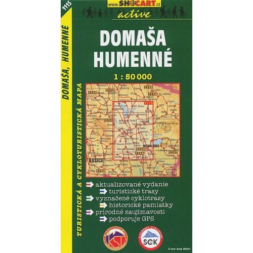1115 DOMŠA, HUMENNÉ