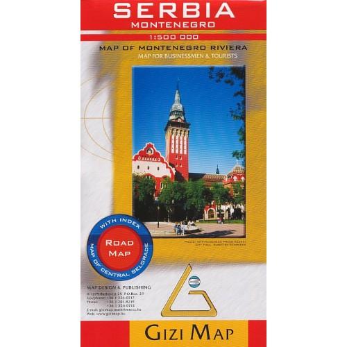 SRBSKO, ČERNÁ HORA