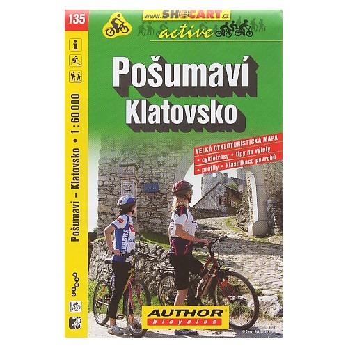135 POŠUMAVÍ-KLATOVSKO