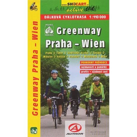 GREENWAY PRAHA-WIEN