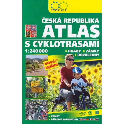 ATLAS S CYKLOTRASAMI ČR