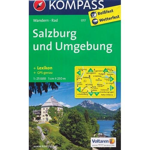 017 SALZBURG UND UMGEBUNG