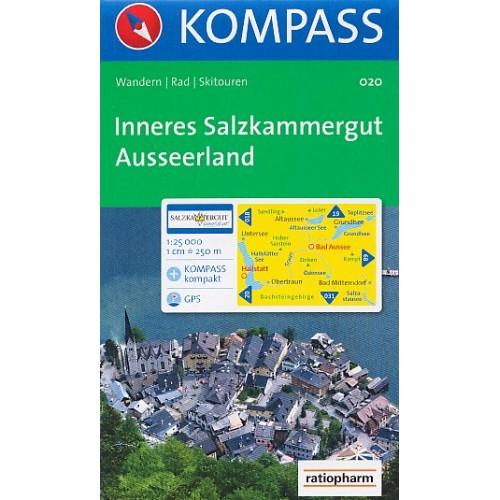 020 INNERES SALZKAMMERGUT-AUSSEERLAND