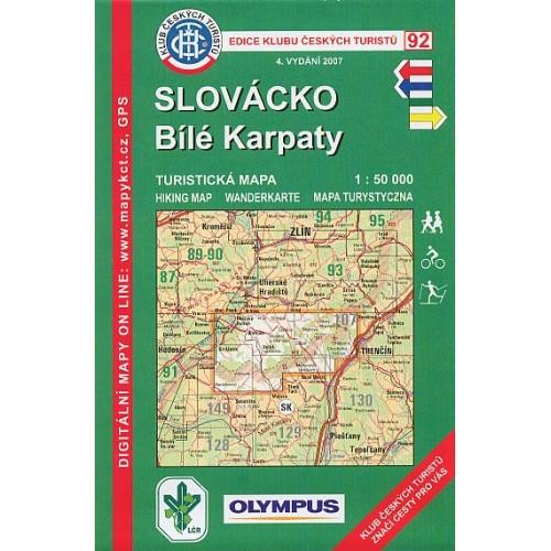 92 SLOVÁCKO-BÍLÉ KARPATY