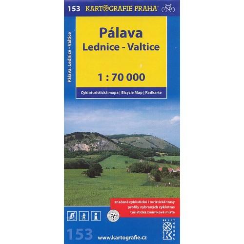 153 PÁLAVA, LEDNICE-VALTICE