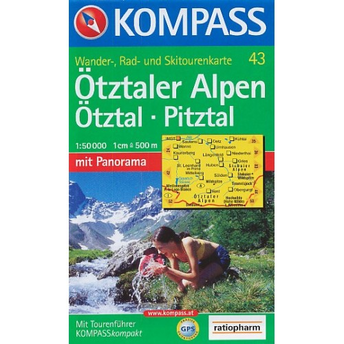 43 ÖTZTALER ALPEN