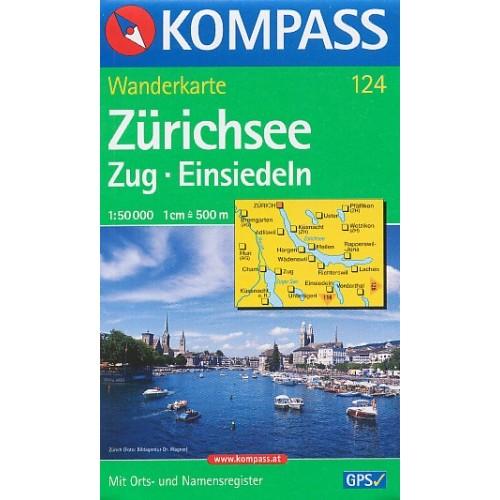 124 ZÜRICHSEE-ZUG-EINSIEDELN