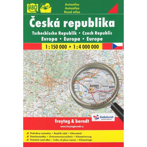 ČESKÁ REPUBLIKA, EVROPA