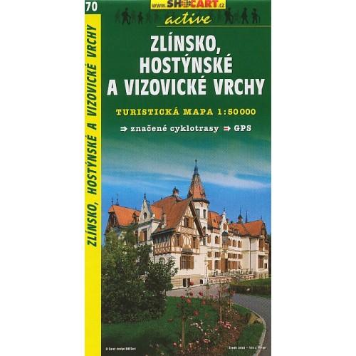 70 ZLÍNSKO, HOSTÝNSKÉ A VIZOVICKÉ VRCHY