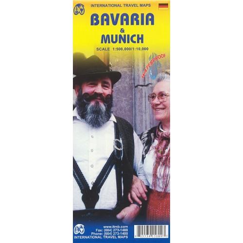 BAVORSKO & MNICHOV