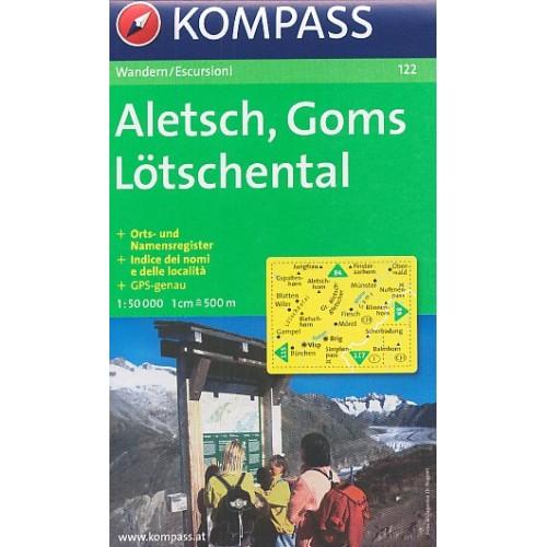 122 ALETSCH, GOMS-LÖTSCHENTAL
