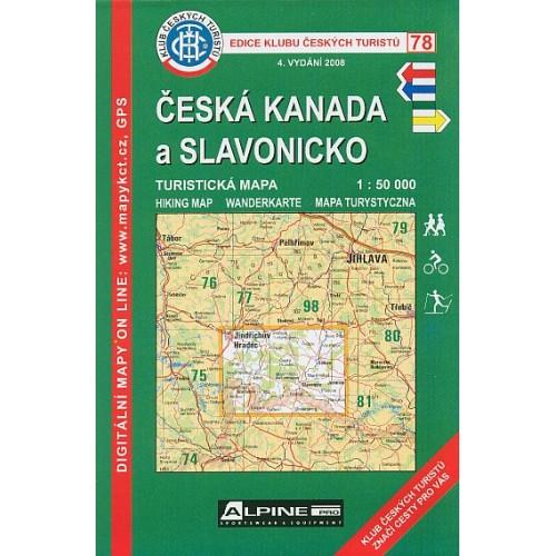 78 ČESKÁ KANADA A SLAVONICKO
