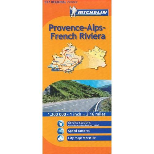 527 PROVENCE-ALPES-COTE D' AZUR