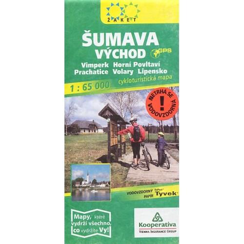 ŠUMAVA-VÝCHOD
