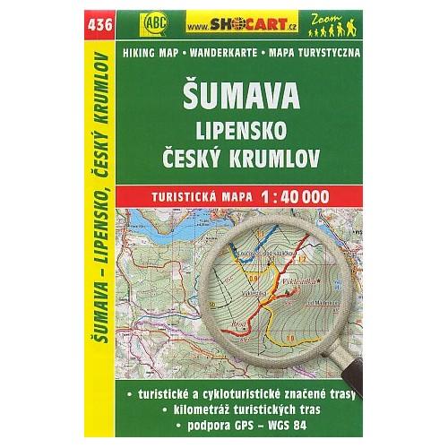 436 ŠUMAVA-LIPENSKO, ČESKÝ KRUMLOV