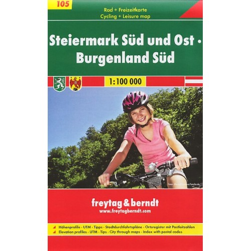 105 STEIERMARK SÜD UND OST, BURGENLAND SÜD