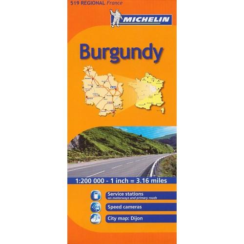 519 BURGUNDSKO