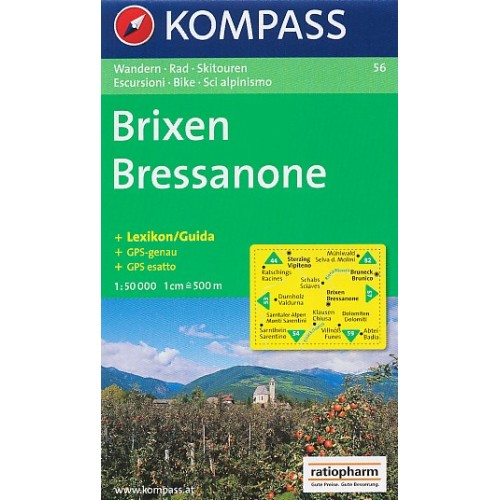 56 BRIXEN/BRESSANONE