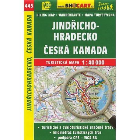 445 JINDŘICHOHRADECKO, ČESKÁ KANADA