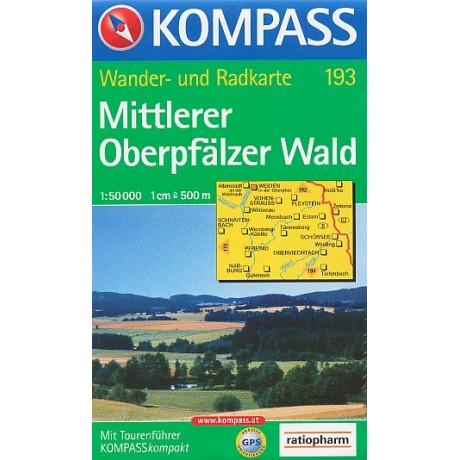 193 MITTLERER OBERPFÄLZER WALD
