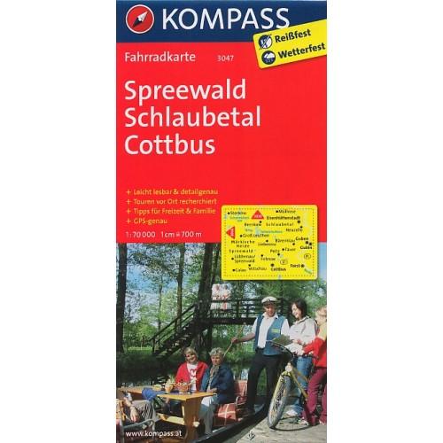 3047 SPREEWALD, SCHAUBETAL, COTTBUS