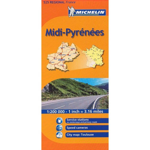 525 MIDI-PYRÉNÉES