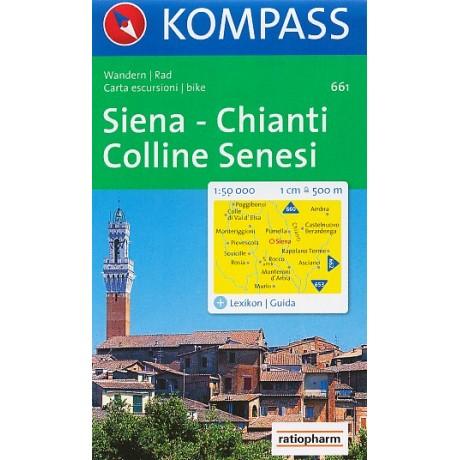 661 SIENA-CHIANTI, COLLINE SENESI
