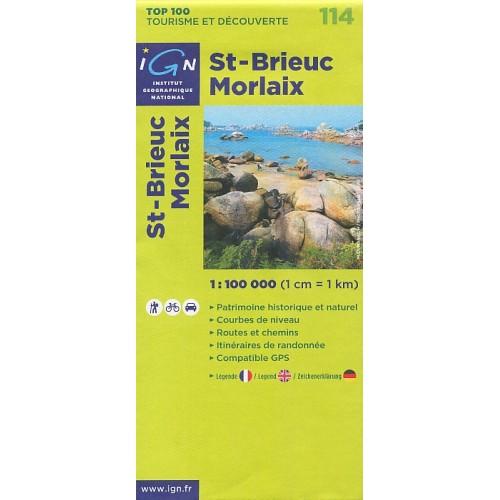 114 SAINT BRIEUC, MORLAIX